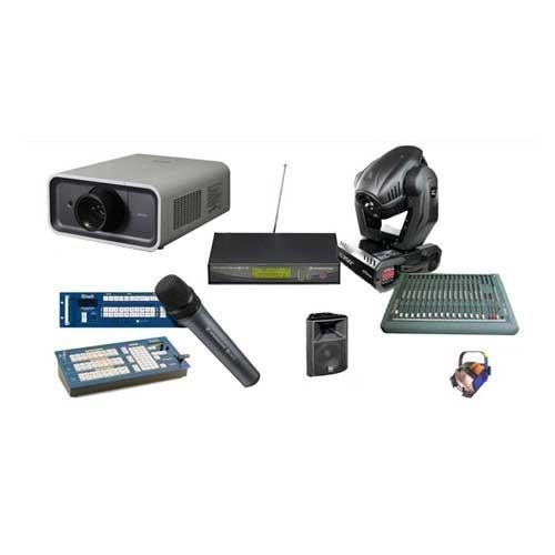 AV Equipments and accessories