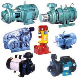 Electrical Motor, Pumps & Heaters